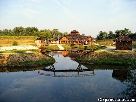 Ethno village Morava Serbie