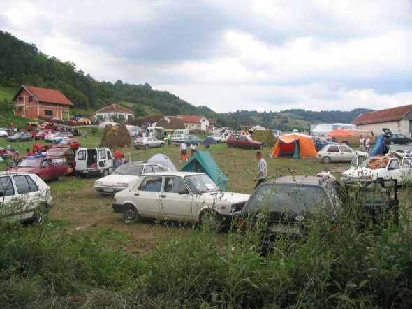 Guca festival Gucha Dragaveco  : le festival des fanfares en Serbie 6