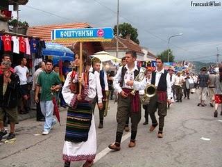 Guca festival Gucha Dragaveco  : le festival des fanfares en Serbie 26
