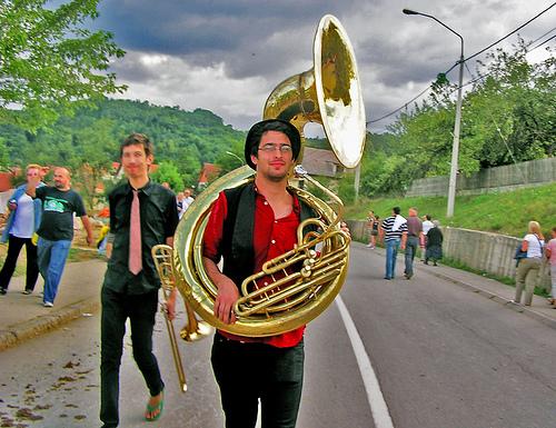 Guca festival Gucha Dragaveco  : le festival des fanfares en Serbie 11