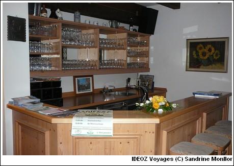 Hotel Brennerbascht bar