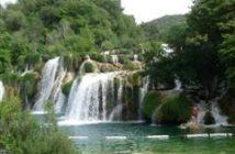 Krka - cascades