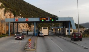 frontiere croatie bosnie Neum klek border point