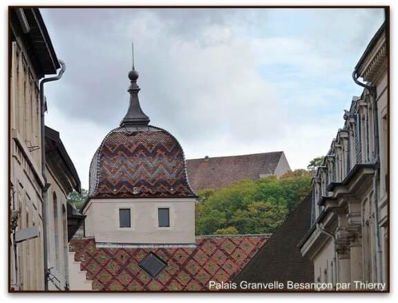 Palais de Granvelle à Besançon