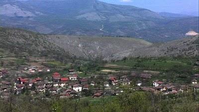 Serbie Village Mokra