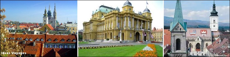 Zagreb capitale croate