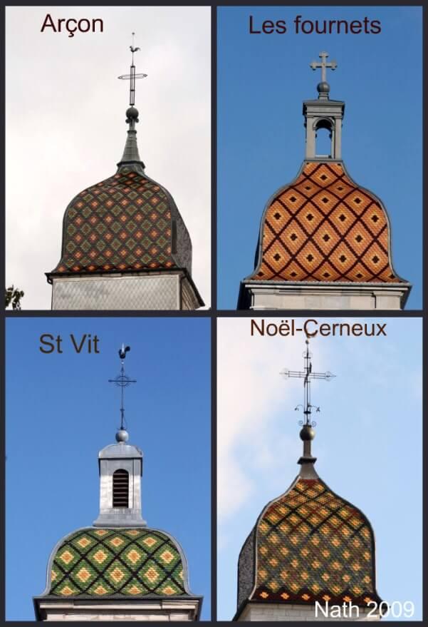 clochers en franche comte croisillon arconfournets saint vit noel cerneux
