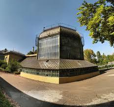 jardin botanique Bucarest