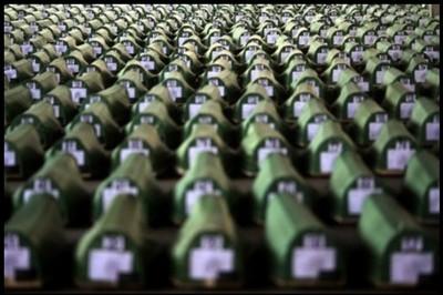 srebrenica commemoration cercueils