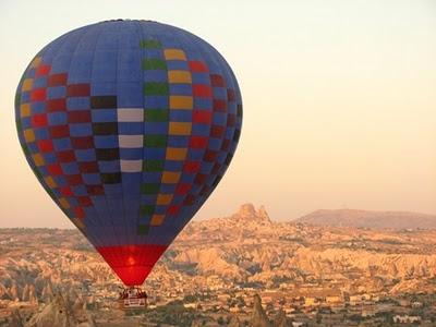 Cappadoce Montgolfiere ballon