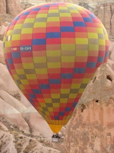Cappadoce Montgolfiere
