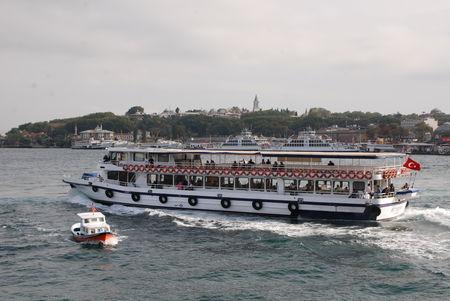 Istanbul Bosphore en bateau