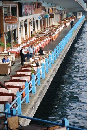 Istanbul  restaurant Neptun