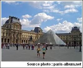 Le Louvre Musee Paris