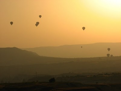 Montgolfiere Cappadoce