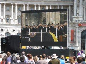 Obseques Otto de Habsbourg Vienne