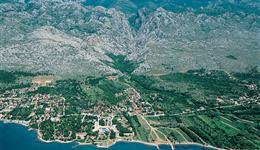 parc national de Paklenica Dalmatie