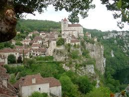 Saint Cirq Lapopie Lot