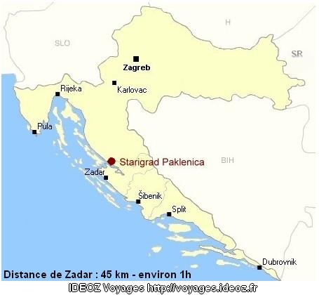 Parc national Paklenica ; randonnée en montagne et panorama d'exception! 12