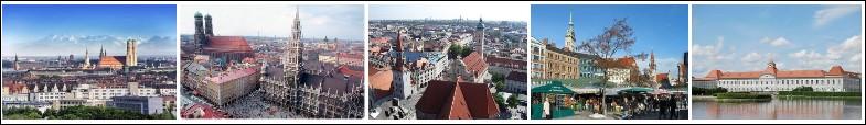 Ville Munich muenchen baviere