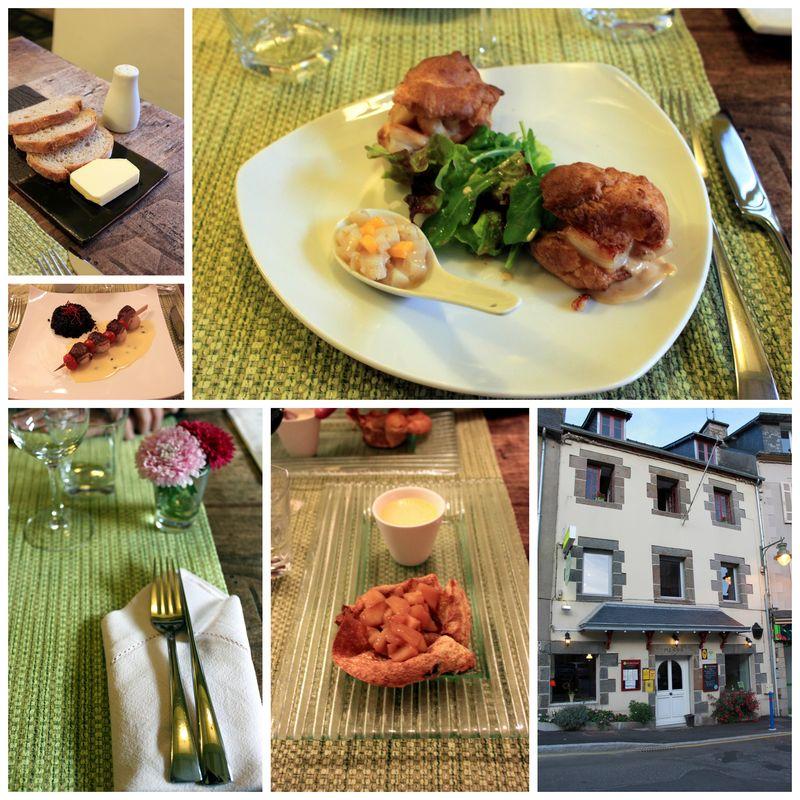 restaurant Binic A la table de Margot
