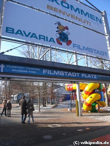 Bavaria FilmStadt Muenchner Studios : Sortir à Munich avec des enfants et des fans de cinéma 1