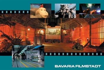 Bavaria FilmStadt Muenchner Studios : Sortir à Munich avec des enfants et des fans de cinéma 6