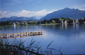 Chiemsee Lacs de bavière