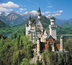 Neuschwanstein chateau louis 2 de Baviere