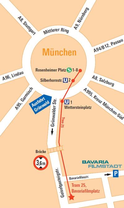 Plan Bavaria Filmstadt