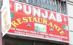 Punjab restaurant  Barcelona