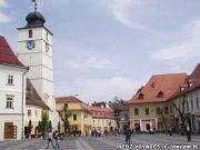 Sibiu Vieille ville Roumanie