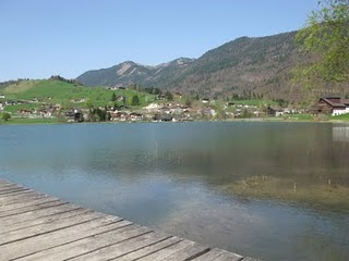 Thiersee lac tyrol