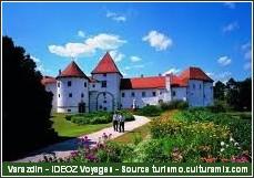 varazdin chateau croatie centrale