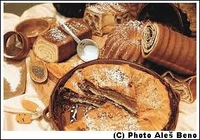 potica dessert cuisine slovene