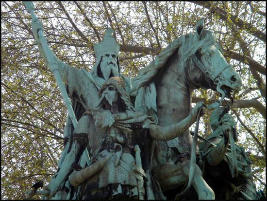 Charlemagne roi paris