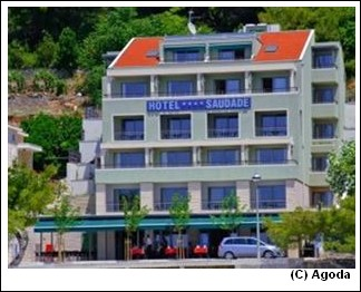 Hotel Sadaude Gradac Croatie