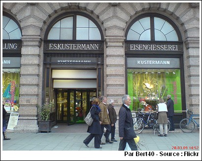 kustermann patisserie munich