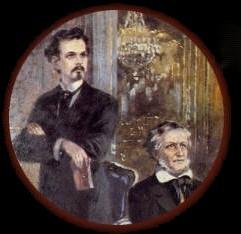 Louis 2 de bavière Wagner