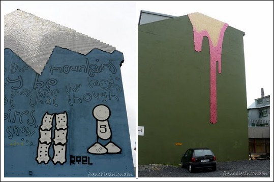 Visite Reykjavik street art