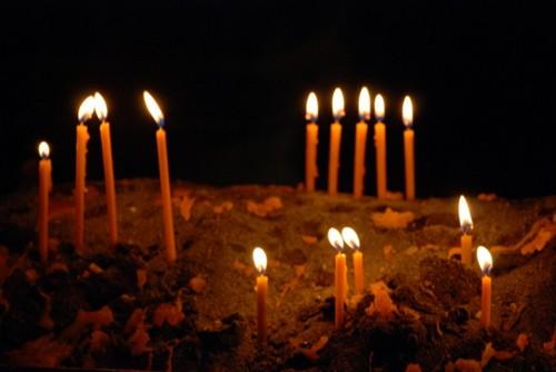 genocide armenien bougies armenie