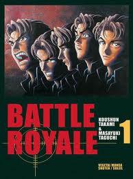 Battle Royale : un manga visionnaire sur la crise sociale du Japon de demain? 1