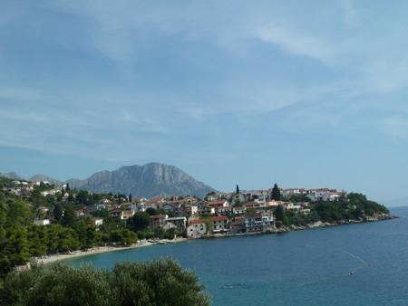 Podaca - mer Croatie