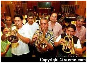 Sejdic musique des balkans