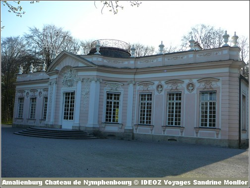 Amalienburg Chateau Nymphenburg