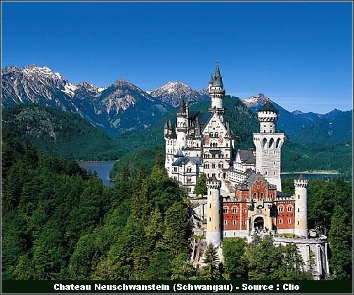 Chateau Neuschwanstein Baviere