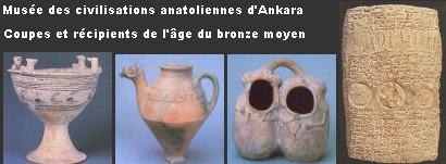 Musée des Civilisations Anatoliennes d'Ankara : de l'Anatolie à la Turquie ... 16