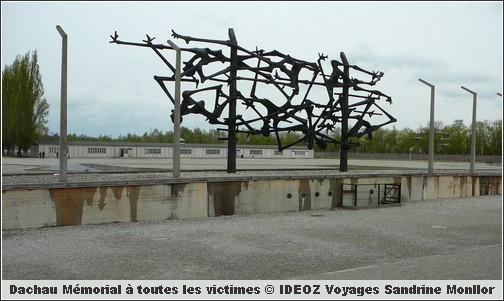 Dachau Camp de concentration nazi