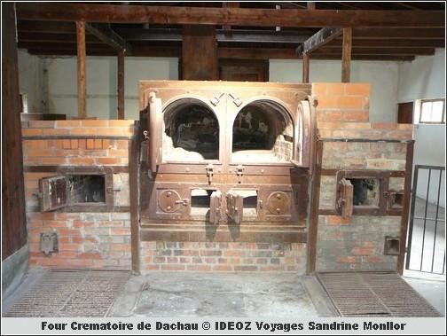 dachau KLG Four crematoire