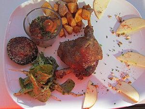 Eden Roch ; une bonne cuisine du Roussillon (Restaurant Les Angles, 66) 1